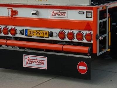 Afbouwmonteur nieuwe trailers (locatie Bedum)